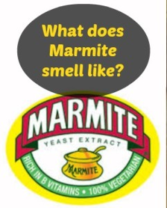 what does marmite smell like