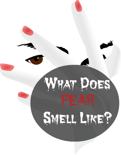 what does fear smell like